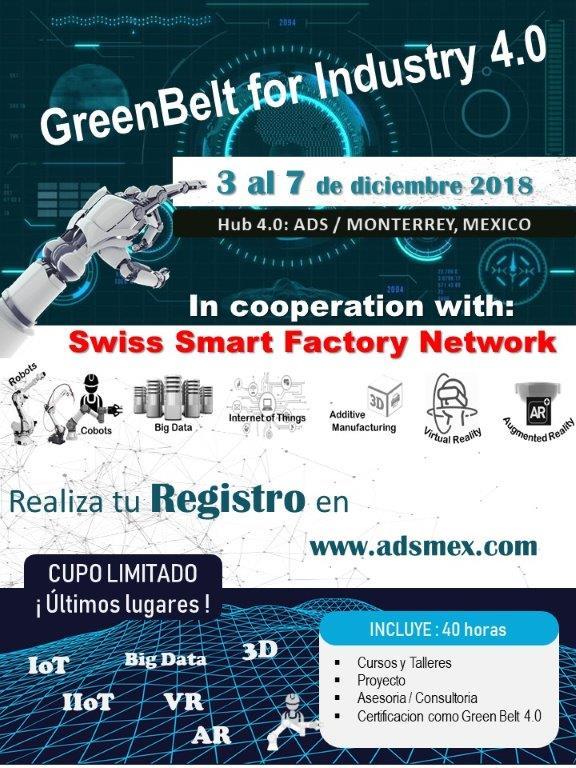 Diplomado Green Belt 4.0