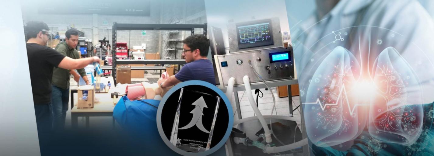 Automated Data Systems recibe premio por trabajo en equipo en ventilador